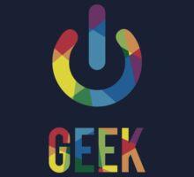 Geek by illufox