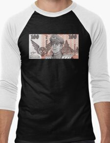 General M Bison Street Fighter the Movie Dollar T-Shirt