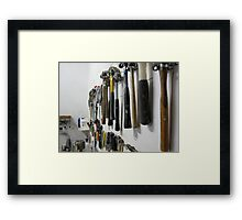 Workshop - The Seamill Centre Scotland Framed Print