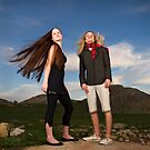Hair flickers  by Stephen Colquitt