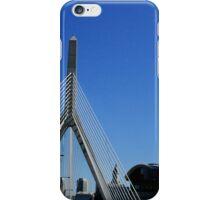 Boston, MA: Zakim iPhone Case/Skin