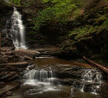 Ozone Falls by Aaron Campbell