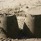castles in the sand by Éilis  Finnerty Warren