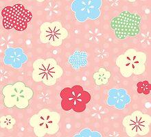 Pop Sakura by tiffatron