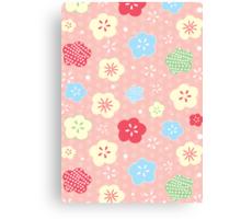 Pop Sakura Canvas Print