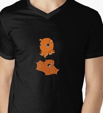 Adorabilis Mens V-Neck T-Shirt