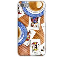 Joker Tea iPhone Case/Skin