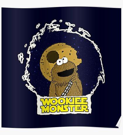 Wookiee Monster... Poster
