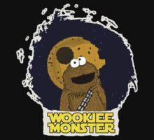 Wookiee Monster... One Piece - Long Sleeve