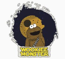 Wookiee Monster... Baby Tee