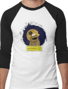 Wookiee Monster... Men's Baseball ¾ T-Shirt