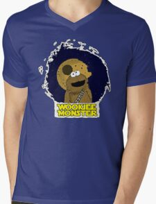 Wookiee Monster... Mens V-Neck T-Shirt