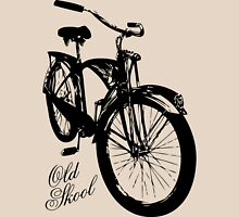 Old Skool Bicycle Unisex T-Shirt