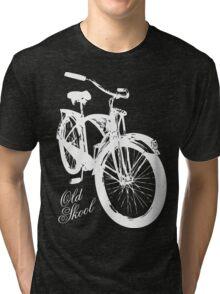 Old Skool Bicycle Tri-blend T-Shirt