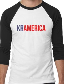 KRAMERICA INDUSTRIES Men's Baseball ¾ T-Shirt
