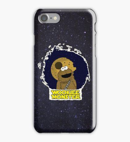 Wookiee Monster... iPhone Case/Skin