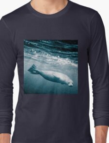 Seal Below the Surf Long Sleeve T-Shirt