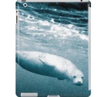 Seal Below the Surf iPad Case/Skin