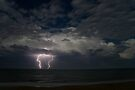 Offshore Lights by Richard Heath