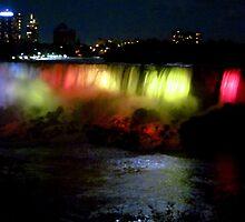Niagara Falla, ONT: Light it Up by ACImaging