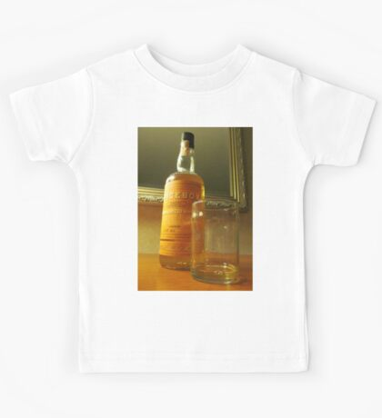 Oshwa, ONT: Tried to find you at the bottom of the bottle Kids Tee