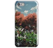 Cotton candy plant iPhone Case/Skin
