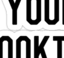 Louis Tomlinson Quote Sticker