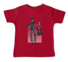 Unplugged ...  by Perrin Baby Tee