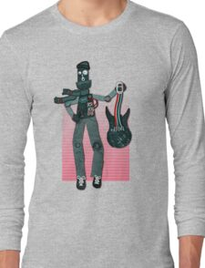 Unplugged ...  by Perrin Long Sleeve T-Shirt