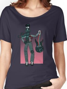 Unplugged ...  by Perrin Women's Relaxed Fit T-Shirt