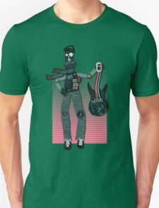 Unplugged ...  by Perrin Unisex T-Shirt