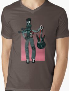 Unplugged ...  by Perrin Mens V-Neck T-Shirt
