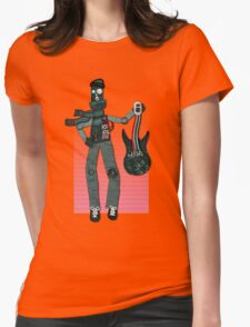 Unplugged ...  by Perrin Womens Fitted T-Shirt