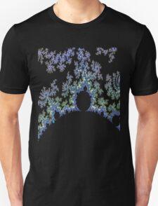 Brisbane River Fractual T-Shirt