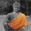 buddha by oralphd