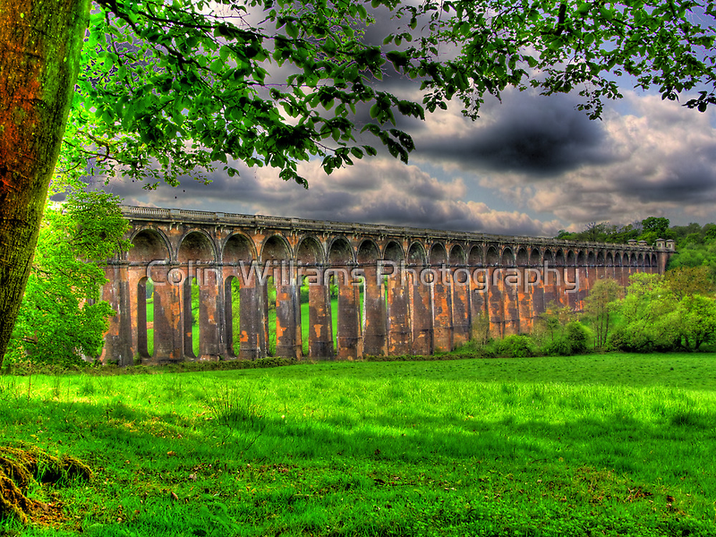 Balcombe Viaduct (Ouse Valley, West Sussex) - HDR 1 by Colin  Williams Photography