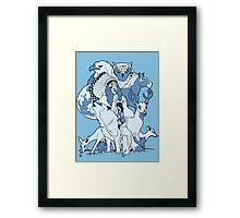 Rosemont 2. Framed Print