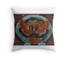 Time by Pierre Blanchard Throw Pillow
