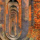 Balcombe Viaduct  Pierced Piers North - HDR by Colin  Williams Photography