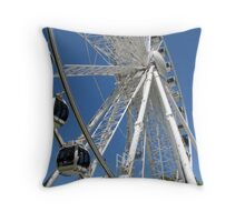 Perth Eye 2 Throw Pillow