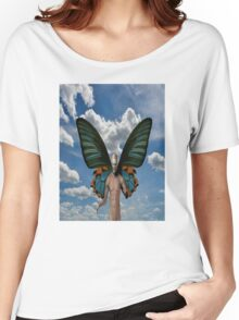 Devil in the sky Women's Relaxed Fit T-Shirt