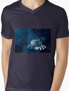 Lionfish Shipwreck Mens V-Neck T-Shirt