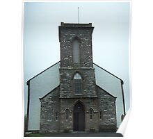Whithorn Church, South West Scotland Poster