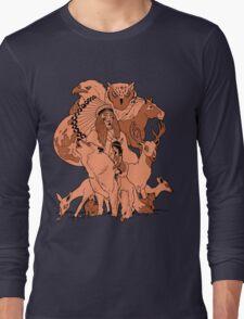 Rosemont. Long Sleeve T-Shirt