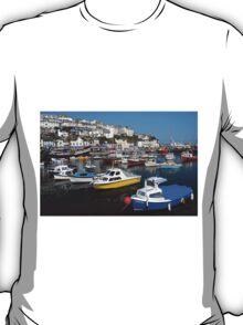 Work and Pleasure Boats T-Shirt