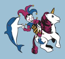 The Unicorn and the Jester T-Shirt