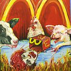 Dooms day and fries by Gema Sharpe