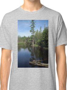 Tranquil Pond Classic T-Shirt