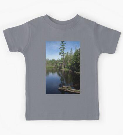 Tranquil Pond Kids Tee