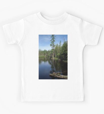 Tranquil Pond Kids Tee
